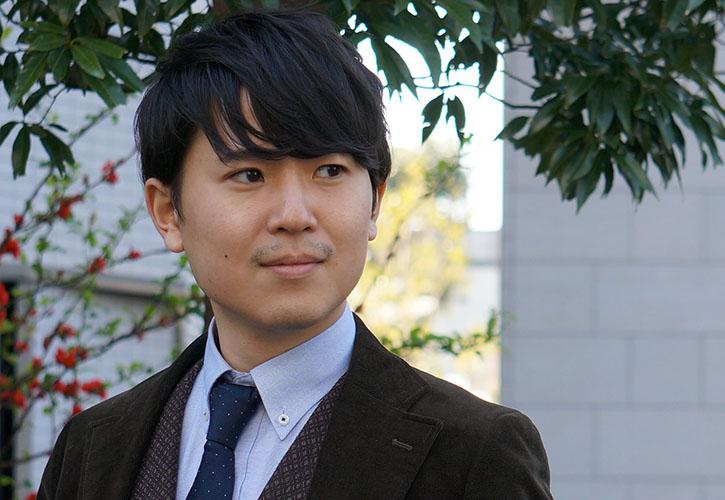 人材研究所のコンサルタント 安藤健